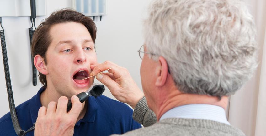otolaryngology treatment